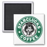 CAFÉ DE STARCLUCKS IMANES