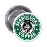 CAFÉ DE STARCLUCKS PINS