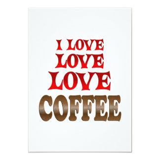 Café del amor del amor comunicados
