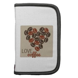 Café del amor planificadores
