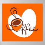 Café del amor poster