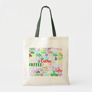 ¡Café del café del café! Bolsa Tela Barata