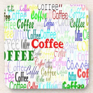 ¡Café del café del café! Posavasos