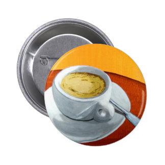 Café del café express del vintage pins