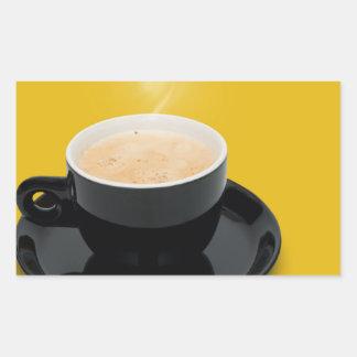 Café del café express rectangular altavoces