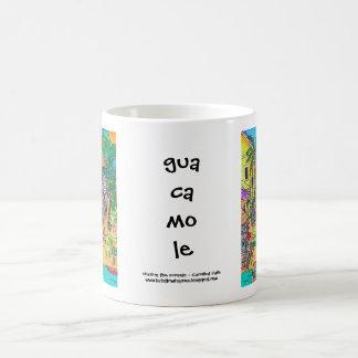 Café del caníbal taza
