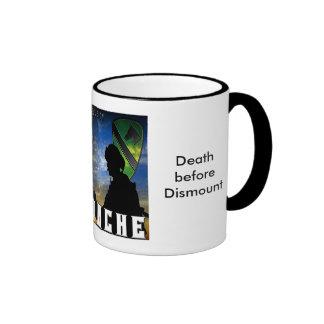 Café del Comanche taza del té