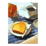 Café del desayuno comunicado