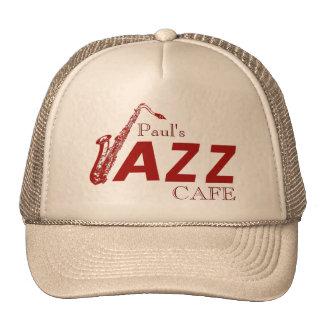 Café del jazz de Paul - gorra