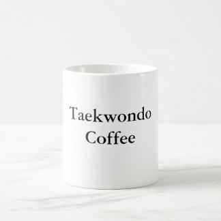 Café del Taekwondo Taza De Café