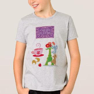 Cafe des fleurs T-Shirt