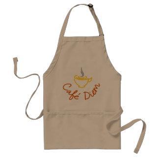 Cafe Diem Aprons
