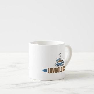 Café divertido tazas espresso