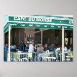Cafe Du Monde Fun Poster