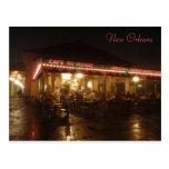 """Cafe du Monde"", New Orleans, Louisiana, USA Postcard"
