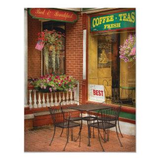 Café - el mejor helado de Lancaster Comunicado Personal