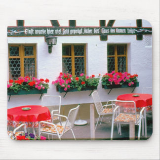 Café en Alemania 1978 Tapetes De Ratones