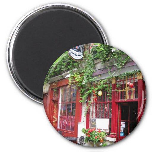 Café en París Iman