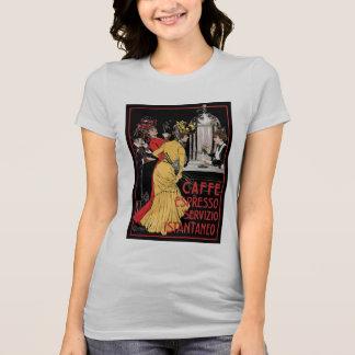 Café express de Caffe Camiseta