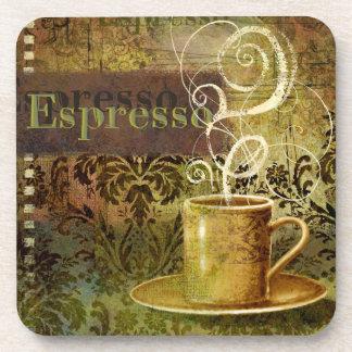 Café express posavasos