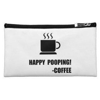 Café feliz de Pooping