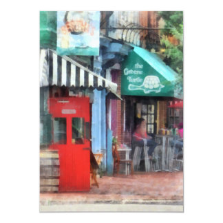 Cafe Fells Point MD Card