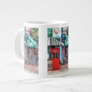 Cafe Fells Point MD Giant Coffee Mug