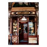 Café Florian Venecia Felicitación