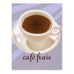Café frais postcards