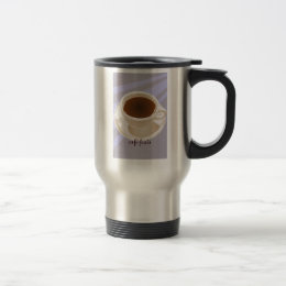 Café frais travel mug