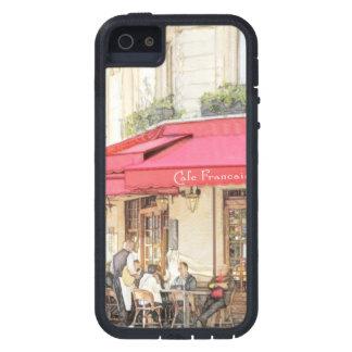 Café Francais Funda iPhone SE/5/5s