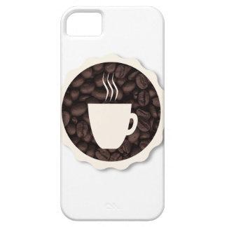 Café fresco funda para iPhone SE/5/5s