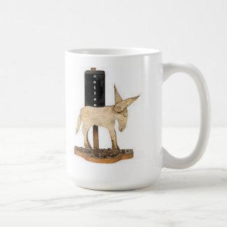Café fuerte taza clásica