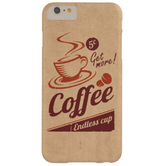 Café Funda Barely There iPhone 6 Plus