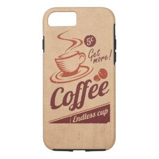 Café Funda iPhone 7