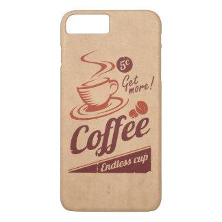 Café Funda iPhone 7 Plus