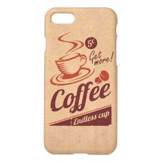 Café Funda Para iPhone 7
