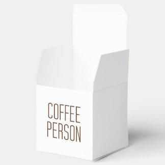 Café Gimme del amor de la persona I del café un Cajas Para Regalos
