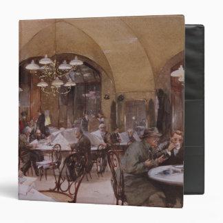 Cafe Griensteidl, Vienna, 1890 Binder