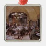 Cafe Griensteidl, Vienna, 1890 Metal Ornament