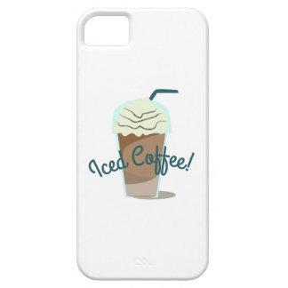 Café helado iPhone 5 protectores