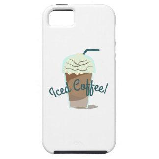 Café helado iPhone 5 carcasa