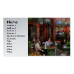 Cafe - Hoboken, NJ - A day out Business Card Template