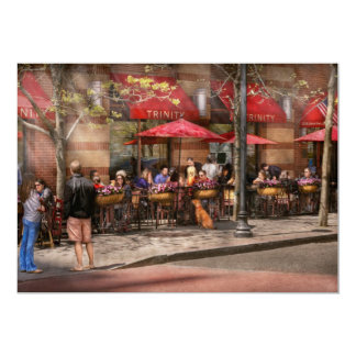 Cafe - Hoboken, NJ - Cafe Trinity Card