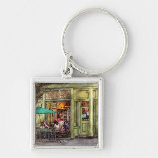 Cafe - Hoboken, NJ - Empire Coffee & Tea Keychain