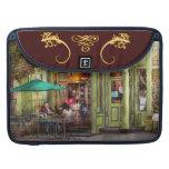 Cafe - Hoboken, NJ - Empire Coffee & Tea Sleeve For MacBooks