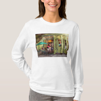 Cafe - Hoboken, NJ - Empire Coffee & Tea T-Shirt