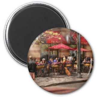 Café - Hoboken, NJ - trinidad del café Iman De Nevera