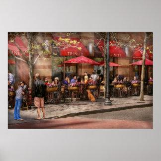 Café - Hoboken, NJ - trinidad del café Impresiones