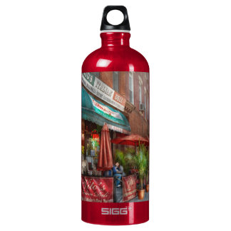 Cafe - Hoboken, NJ - Vito's Italian Deli Water Bottle